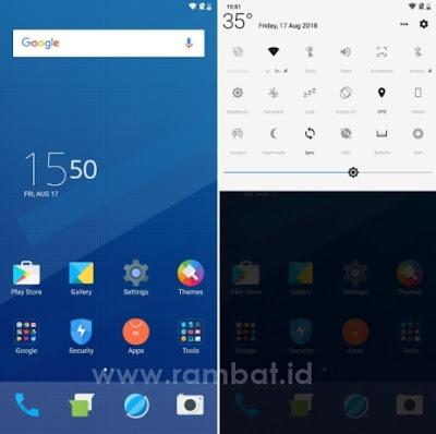 Tema Xiaomi MIUI 8 / MIUI 9 Terbaik dan Populer - ORIGIN