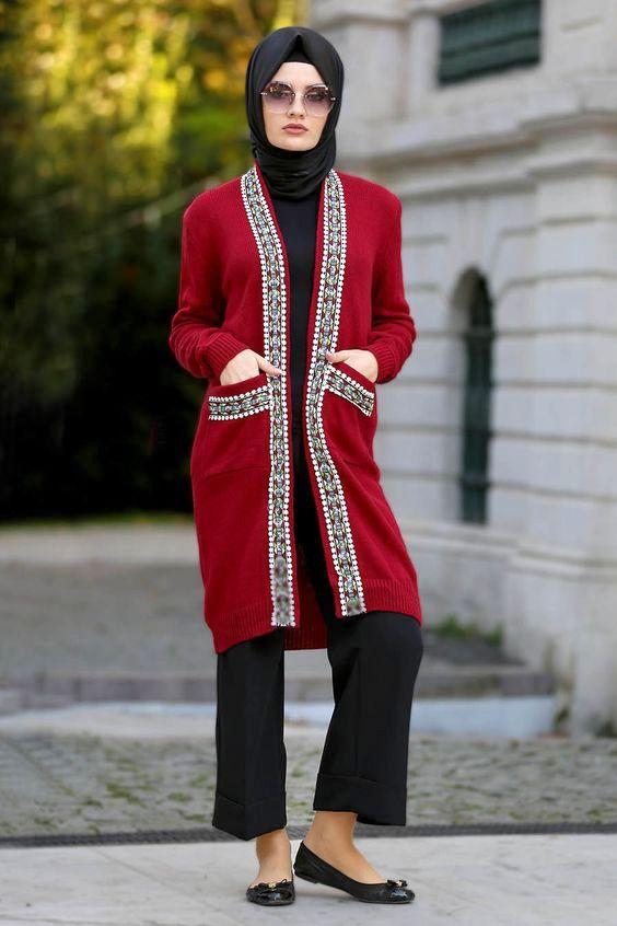 Model Celana Kulot wanita ketiga