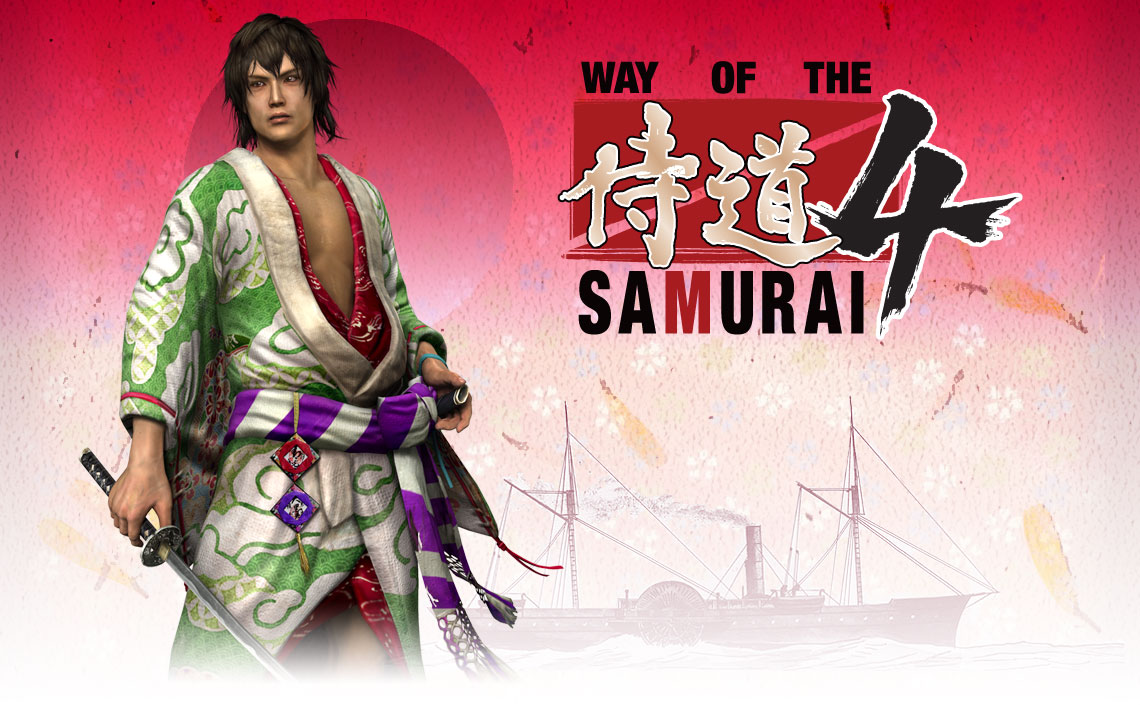 Way of the samurai 4 pc game 2015 ~ new games.