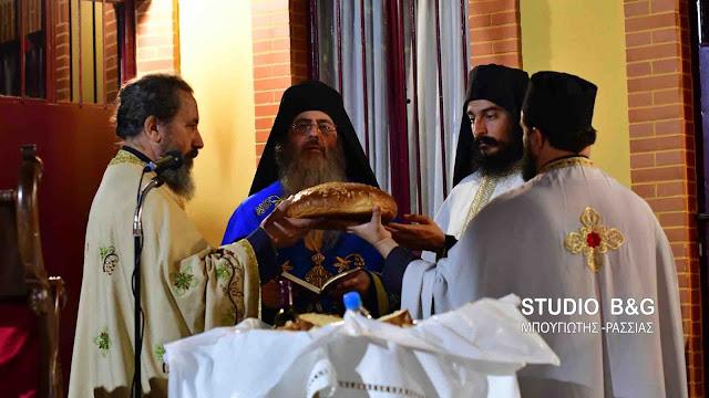 Αργολίδα: Ιερά αγρυπνία στη Ζόγκα Ελληνικού για τον Άγιο Ιγνάτιο (βίντεο)
