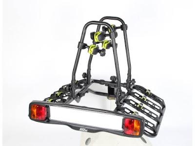 Inter Pack Quattro Platforma na hak do przewozu 4 rowerów