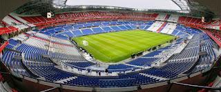 Stadion Kandang OL Lyon