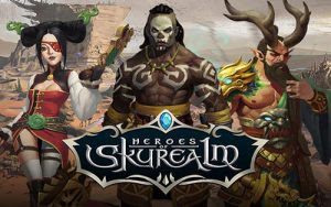 Heroes of Skyrealm Apk Mod Terbaru v1.3.1 Full Version