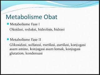 proses metabolisme obat, CYP 450, metabolisme obat, Obat, reaksi oksidasi, sitokrom P 450