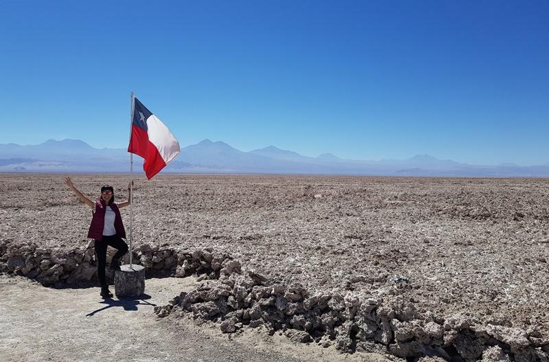 O que fazer no Atacama: Salar de Atacama