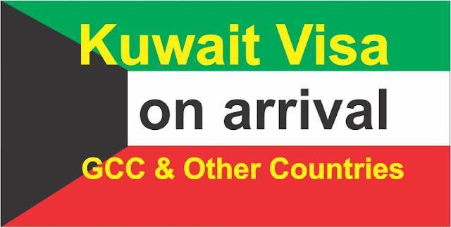 Kuwait Arrival Visa