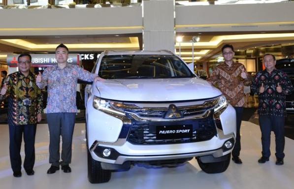 MMKSI Luncurkan Dua Varian Pajero Sport Produksi Indonesia