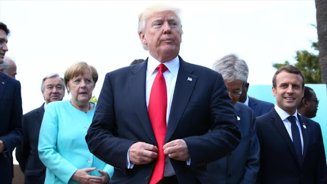 Alarma en Europa ante decisiones de Trump sobre Siria y Afganistán