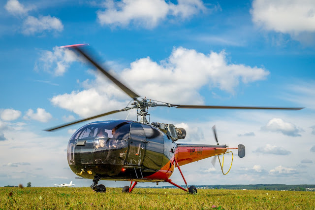 Фоторепортаж с авиашоу в Коротиче 2019 - 26