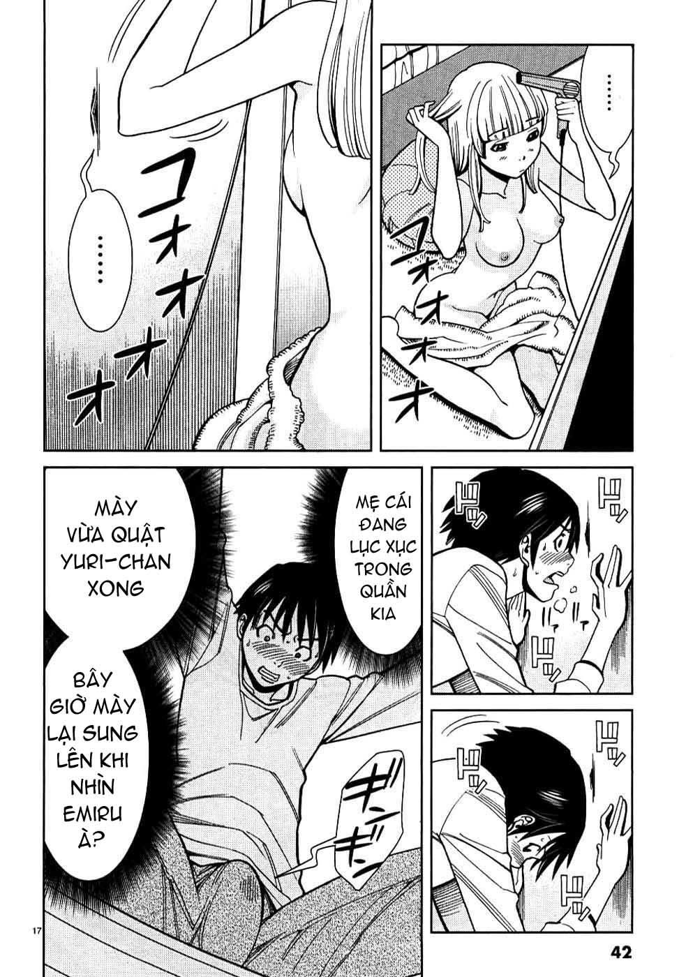 Nozoki Ana chap 29 - Trang 18