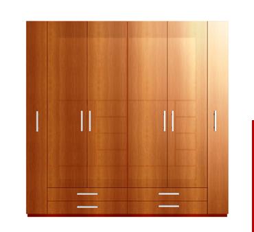 Dise o de muebles madera creaci n de armario con for Curso de carpinteria en melamina pdf