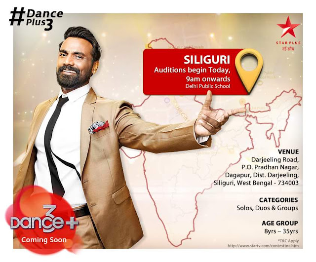 Dance Plus Season 3 Upcoming Reality Show on Star Plus wiki Judges|Auditions|Host|Promo|Timing