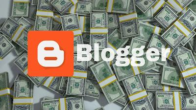 Cara Mendapatkan Uang Jutaan dari Blogger Secara Gratis