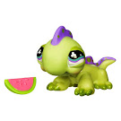 Littlest Pet Shop Singles Iguana (#734) Pet