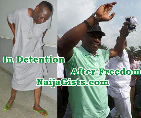 hon akanni afolabi released