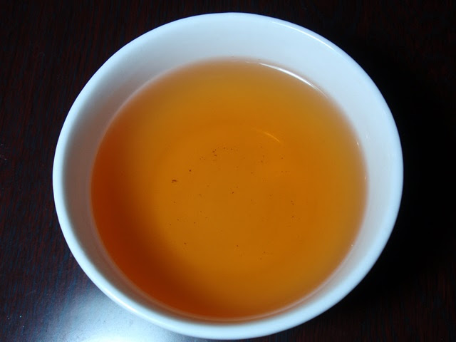 Hanamichi : Tea Review: Makaibari Estate Darjeeling 2nd