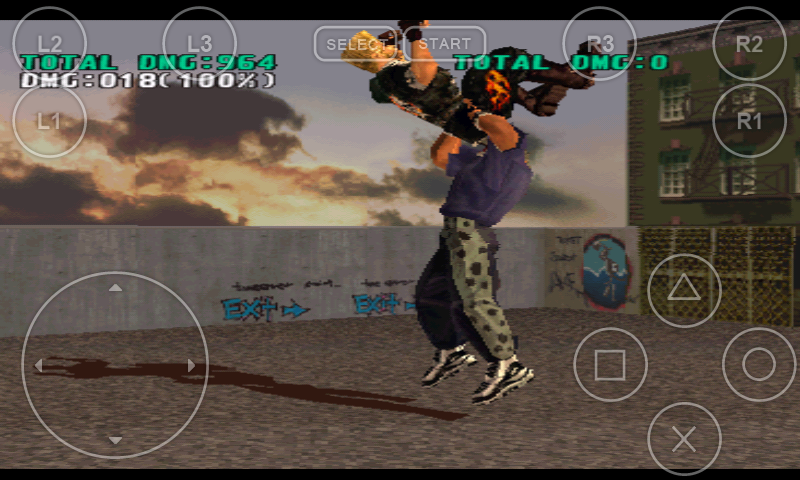 Tekken 3 Full For Android APK+Data Free Download - Cool Stuff 4 Android