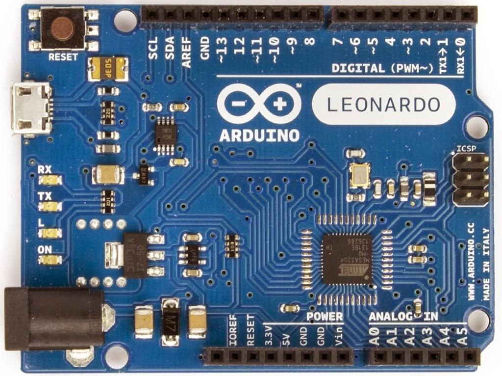 Programming Ponderings: Arduino Joystick Library