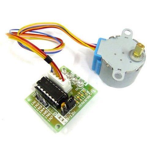 Winkleink - box of wires: Raspberry Pi, Unipolar Stepper
