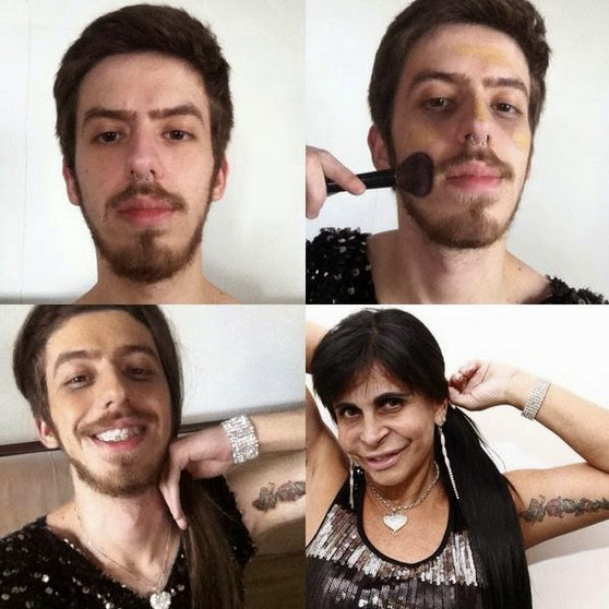 #MakeUpTransformation  gretchen