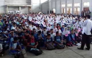 Pembukaan MPLS SMA 27 Bandung
