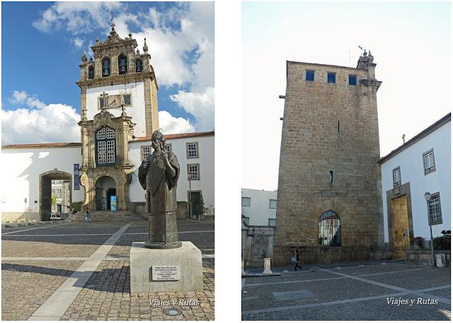 Nuestra Señora de la torre, Braga, Portugal