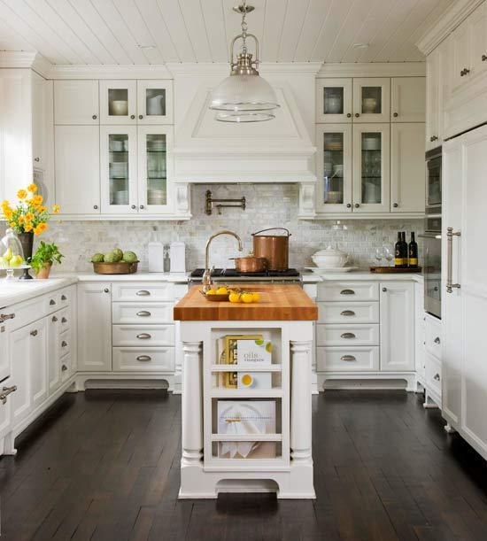 Awesome 8 Foot Kitchen Island: Kitchen Island Storage Ideas