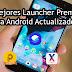 Los Mejores Launcher Premium Para Android (Actualizados)