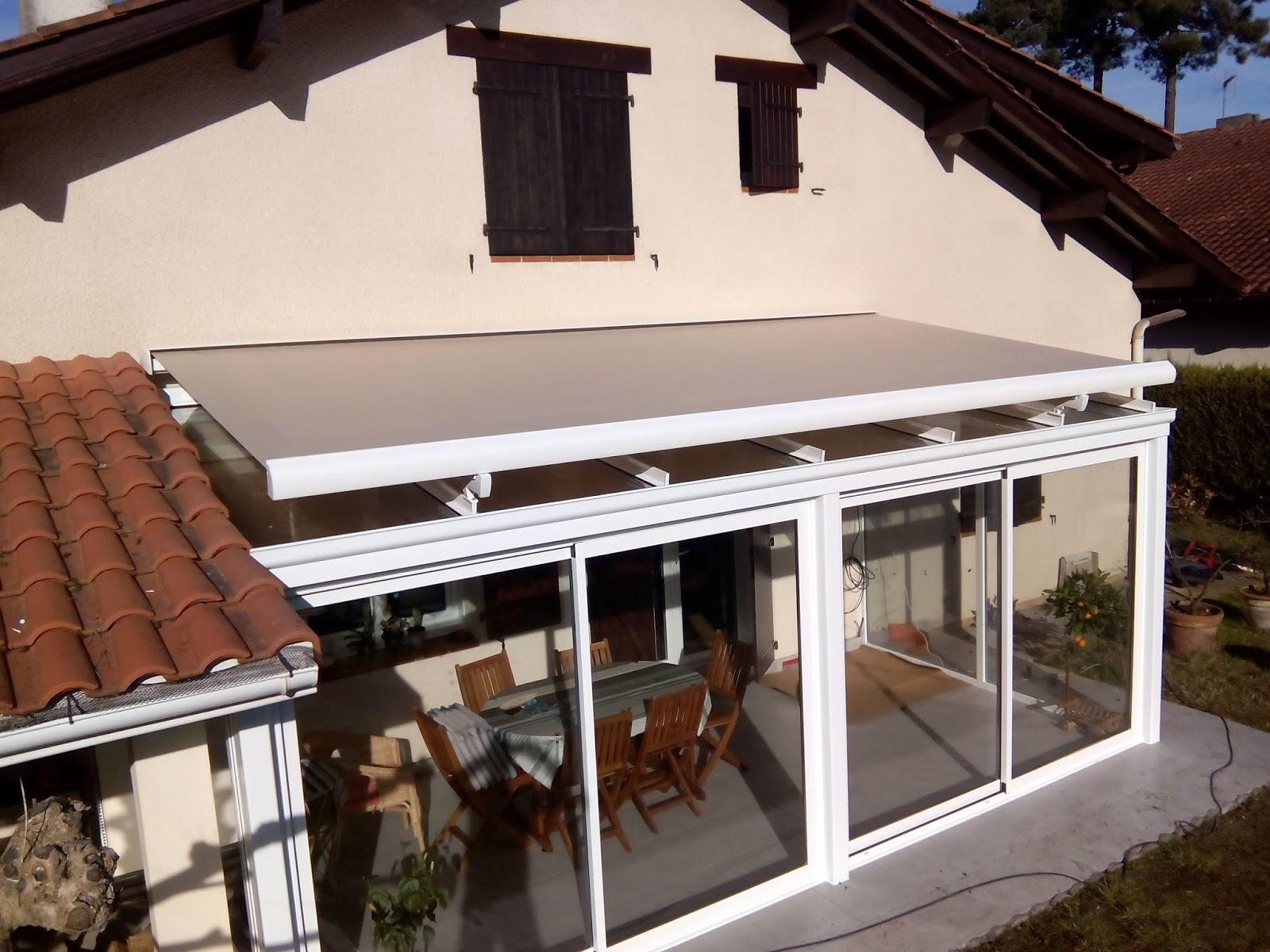 es el toldo ideal para instalar sobre techos de cristal o prgolas de madera