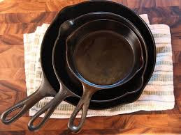 Now that you know the ins and outs to cast iron cookware, you can start creating your own family heirloom - as well as some great food!
