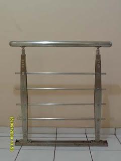 Railing stainless steel