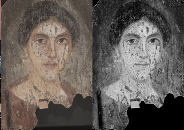 'Paint the Eyes Softer: Mummy Portraits from Roman Egypt' at Northwestern University's Block Museum of Art, Illinois