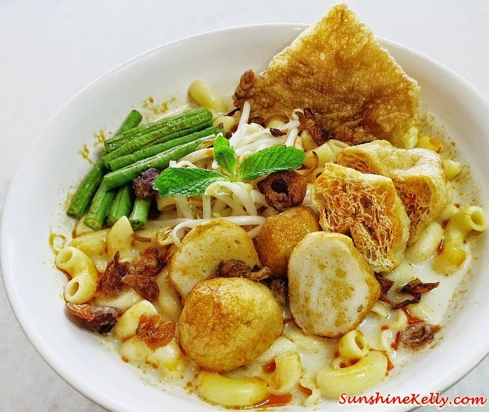 OLDTOWN White Curry, oldtown white coffee, oldtown, white curry, MyKuali White Curry Instant Noodle, MyKuali White Curry, white curry mee, mee hoon, pan mee, hor fun, macaroni, white curry fish balls, Peanut White Freezy