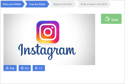 Cara Upload Foto atau Video ke Instagram Melalui Komputer, Laptop atau PC