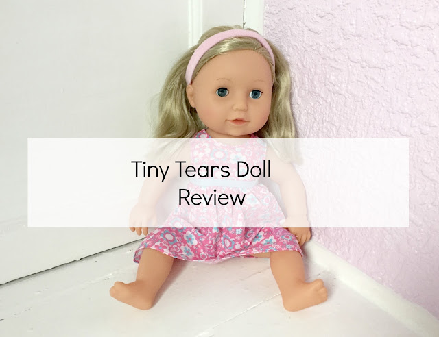 Tiny Tears Doll Review