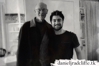 Neil Meron visits Daniel Radcliffe at The Lifespan of a Fact