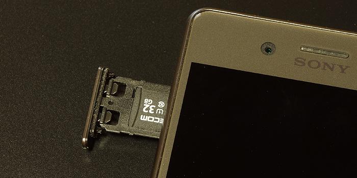 ELECOM製マイクロSDカードは、スマートフォンでの使用に適している