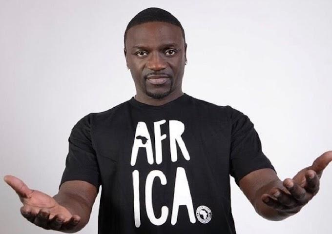 Ombi hili la Akon lakataliwa na serikali ya Marekani