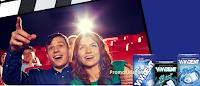 Logo Con Vivident un voucher cinema 2x1 come premio sicuro