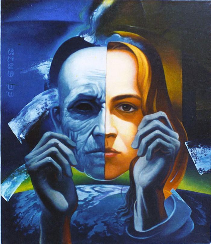 Современный российский художник. Wladimir Tasoff 5