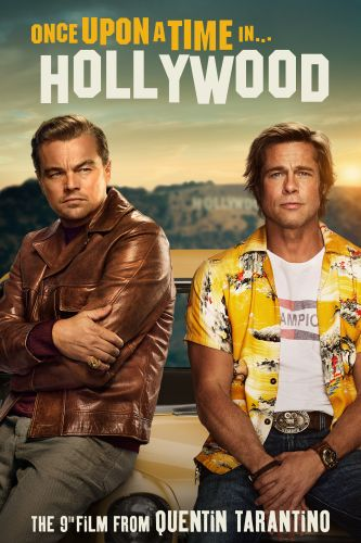 Once Upon a Time In Hollywood 2019 Dual Audio Hindi 450MB BluRay 480p ESubs Downlaod