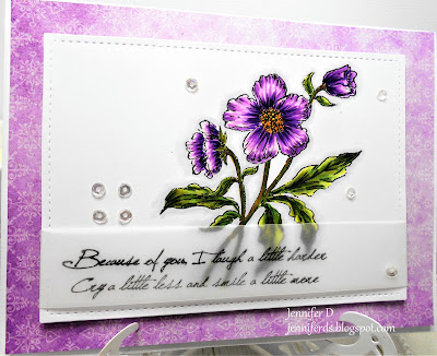 Jenniferds Blog Purple Hibiscus