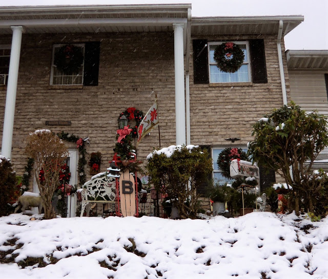 Christmas Home Tour and Number of Trees Reveal, 2019