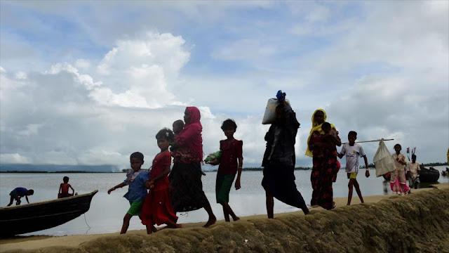 Consejo de Seguridad condena violencia contra musulmanes rohingyas