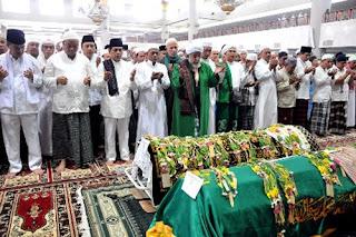 Bacaan Do'a Sholat Jenazah Menurut Tarjih Muhammadiyah