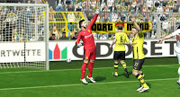 Preview 2 Kits Borussia Dortmund 2016-2017 Update Pes 2013