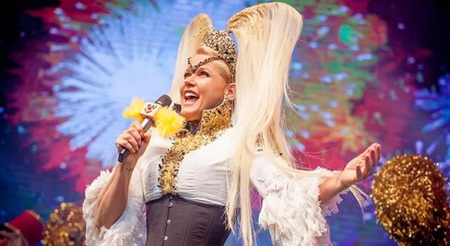 "Xuxa cancela show na ""Virada Cultural"""