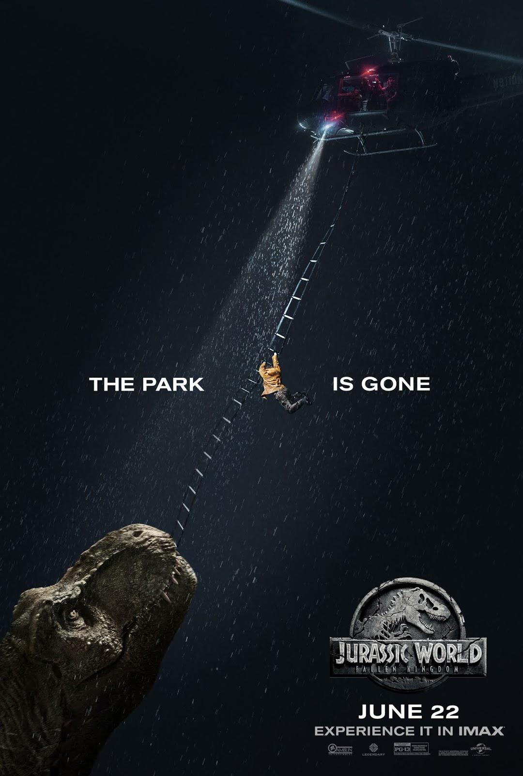 Movie Review Jurassic World Fallen Kingdom 2018 Extinction Again Or New Era