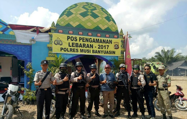 Kabag OPS: Setiap Pos PAM Tim Anti Bandit Siaga