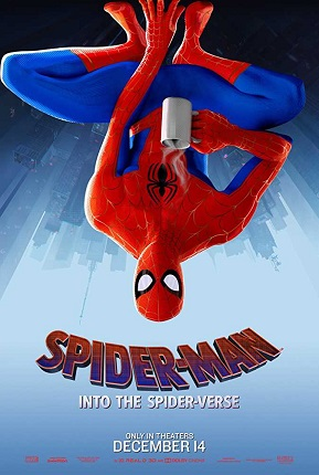 Spider-Man Into the Spider-Verse 2018 Dual Audio ORG Hindi 350MB BluRay 480p